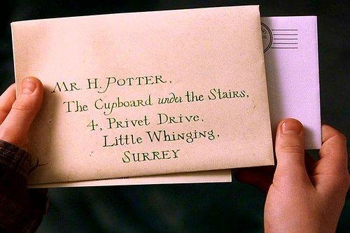 HarryPotterLetter