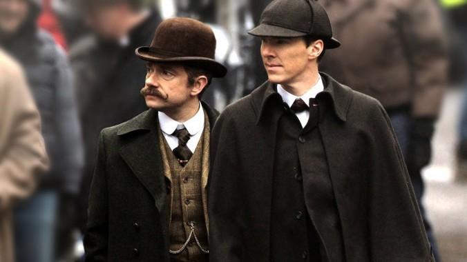 Watson Sherlock Christmas Special