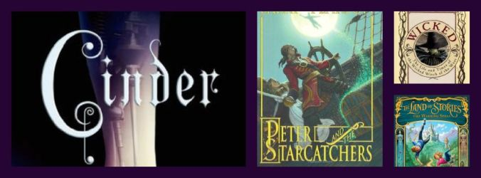 Top Ten Tuesday: Fairy Tale Retellings