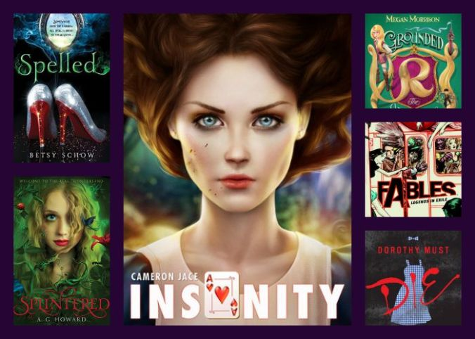 TTT Fairy Tale Retellings