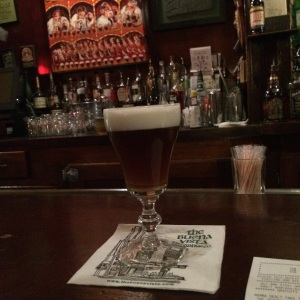 Irish Coffees at the Buena Vista. San Francisco, California