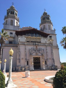 Hearst Castle. San Simeon, California