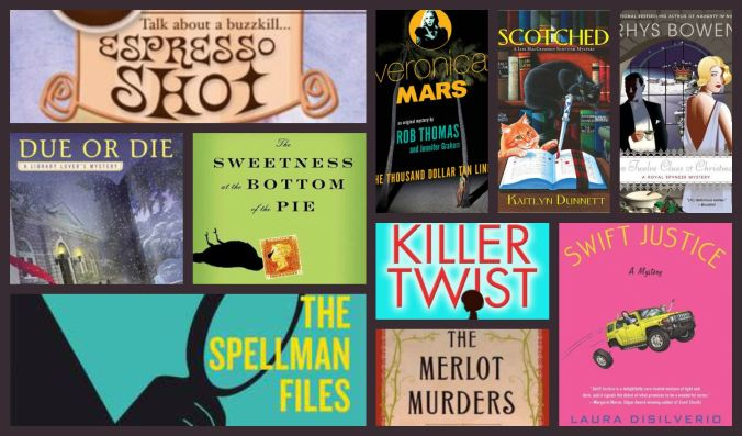 Top Ten Books if You Like Nancy Drew
