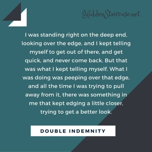 review of double indemnity