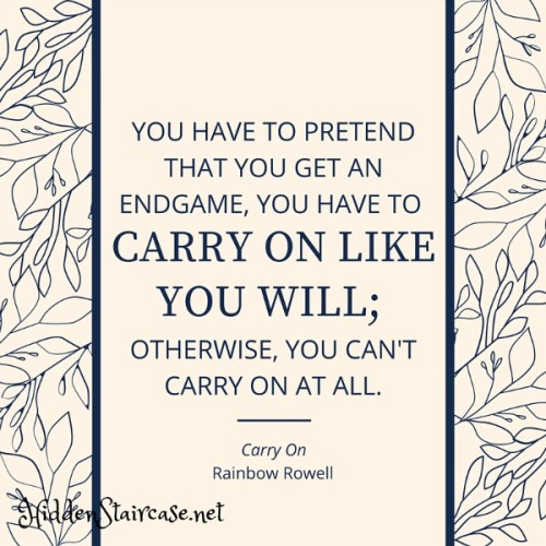 CarryOnQuote