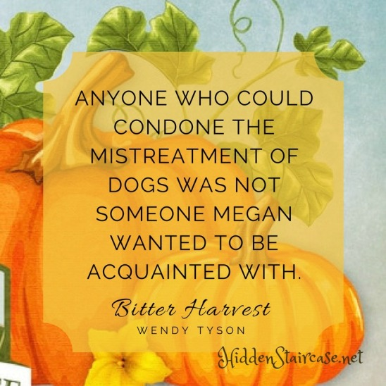 Bitter Harvest Quote 1