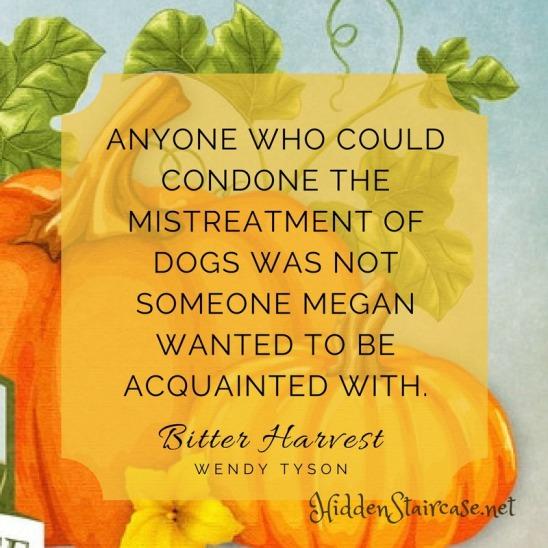 Bitter Harvest Quote 1