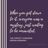 The Perfect Stranger Quote
